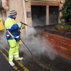 </p> <p>Graffiti removal Mordiford