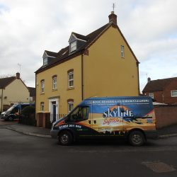 """Render cleaning Gloucester """"After"""""""