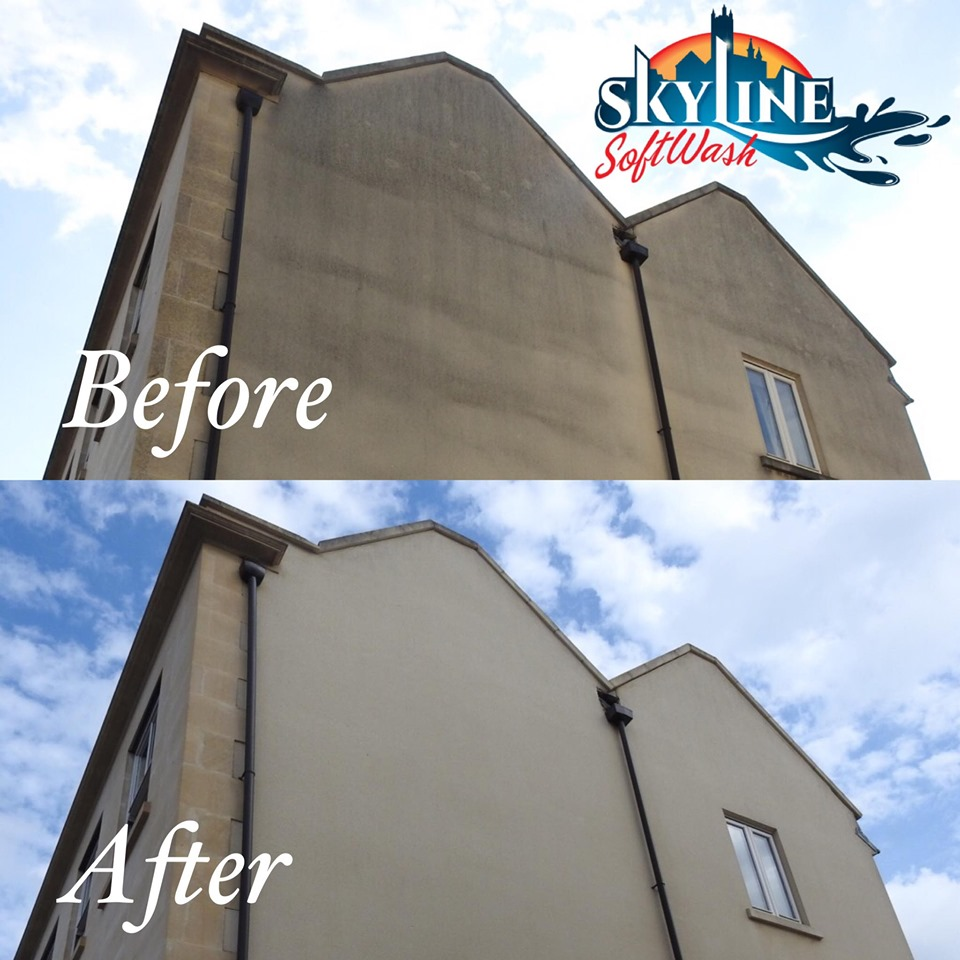 Render cleaning Bath
