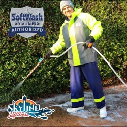Forecourt cleaning near me Cinderford