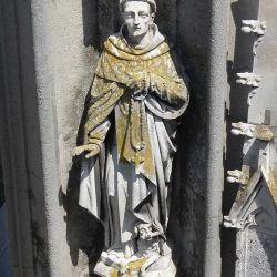 Statue cleaning in Gloucesteshire