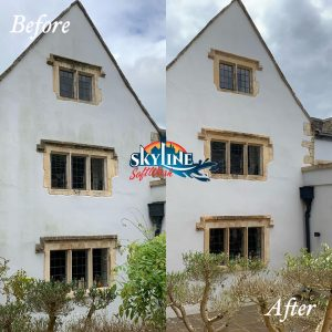 Lime Wash Treatment in Horsley, Stroud Gloucesteshire