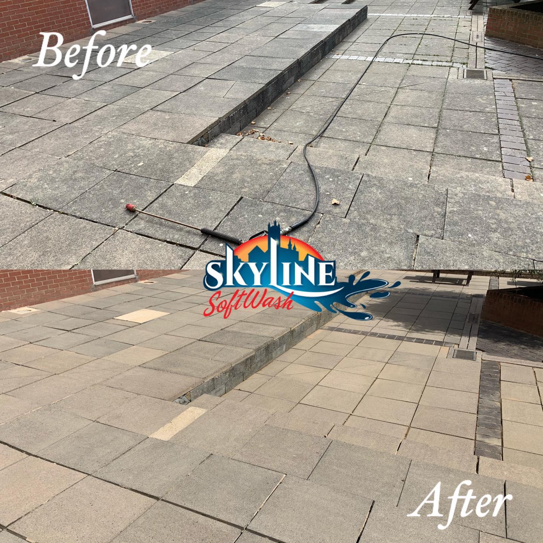 Skyline Softwash Gloucester