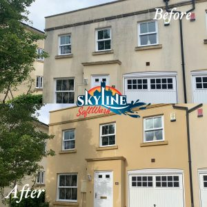 Skyline Softwash Hardwicke