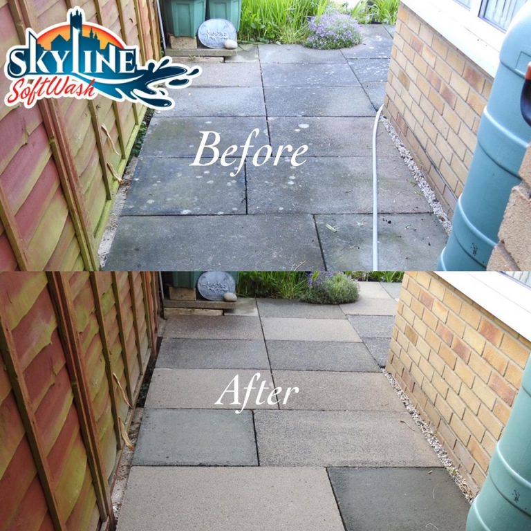 Patio & Driveway Cleaning Company Gloucester
