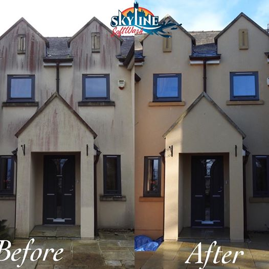 Render cleaning Hereford