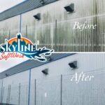 industrial building clean Gloucester