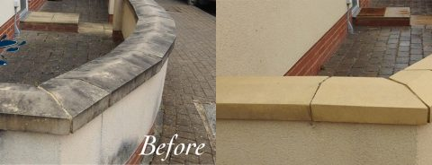 Building Render Cleaning Oxford
