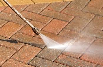 Block Paving Cleaner Weston-super-Mare