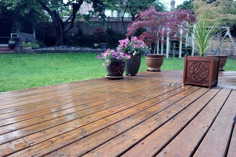 Decking & Wood Cleaner Chipping Norton