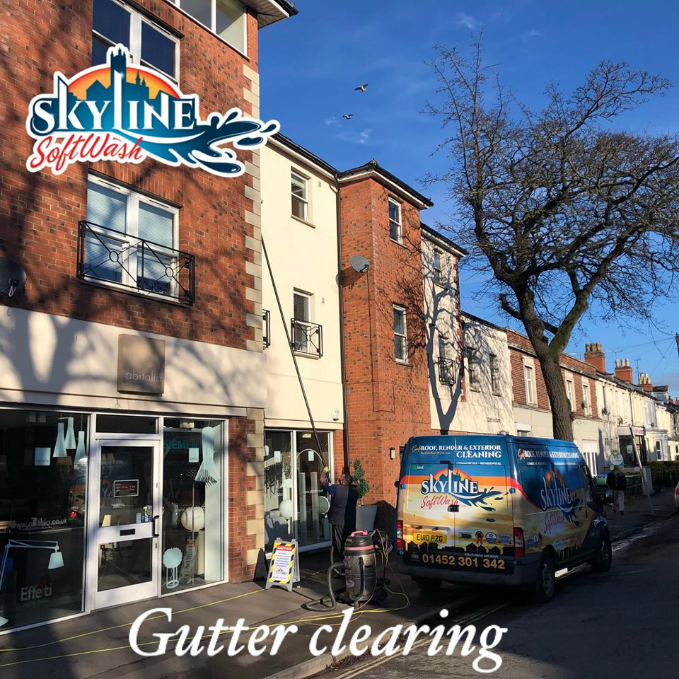 Gutter Cleaner Cirencester