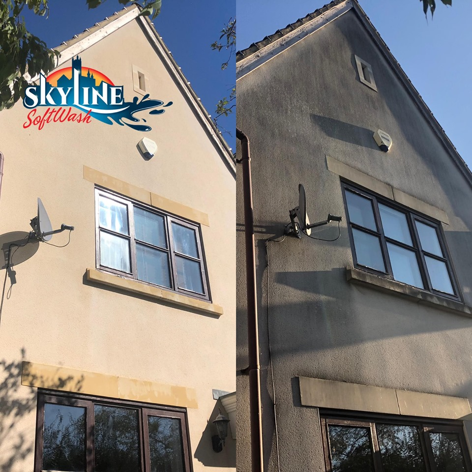 Render Cleaning Stanford in the Vale