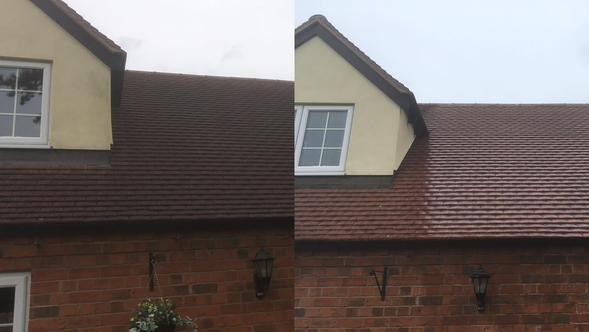 Roof Cleaner Abergavenny