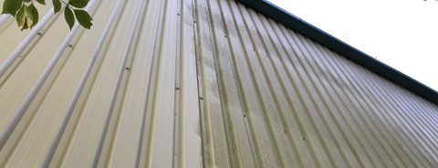 Commercial<br />Cladding Cleaning