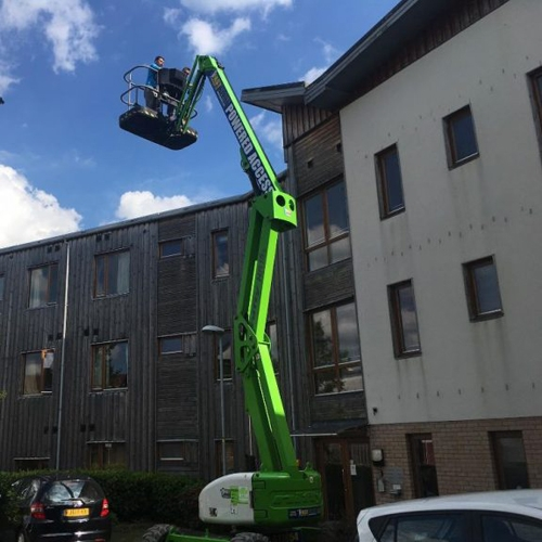 Commercial Roof Cleaning Company Gloucester