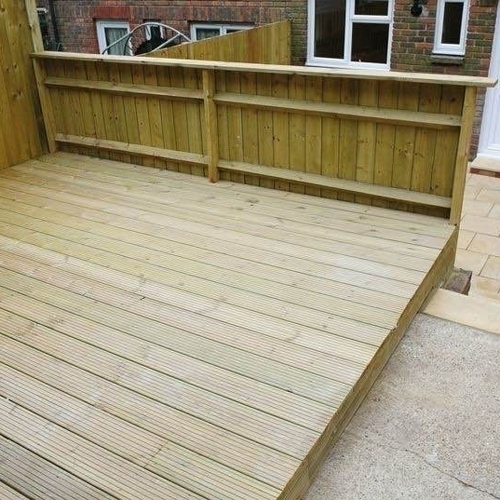Wood Decking Cleaning Gloucester